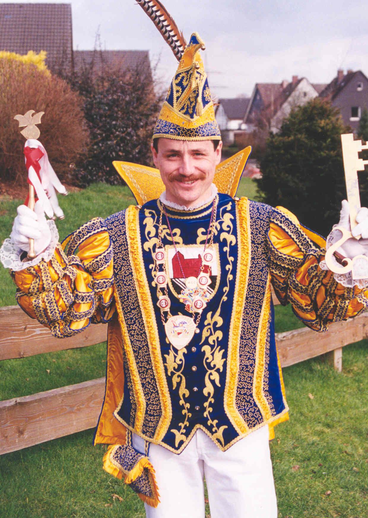 1995-Thomas I (vom Orde)
